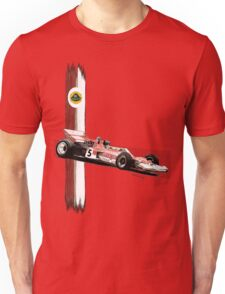 Lotus 72 Color Unisex T-Shirt