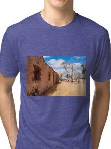 0859 I love a sun burnt country 1 Tri-blend T-Shirt
