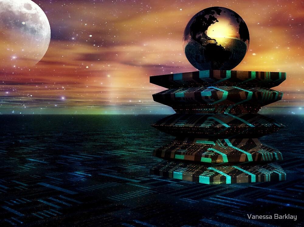 A Brazen New World by Vanessa Barklay