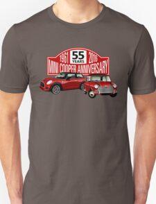 Mini Cooper 55th anniversary T-Shirt