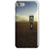Phone Booth for iPhone iPhone Case/Skin