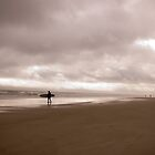 Surfer by candidcapture