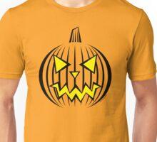 Razor Sharp Jack-O-Lantern Unisex T-Shirt