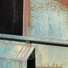 Dumpster III by Mike Shell