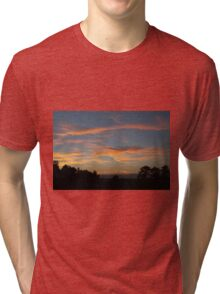 Sunset in July Tri-blend T-Shirt