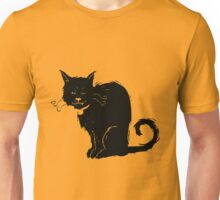One-Eyed Cat Unisex T-Shirt