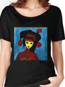 She Walks In Beauty Women's Relaxed Fit T-Shirt