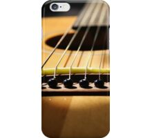 Acoustic Guitar iPhone Case iPhone Case/Skin