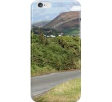 The Road to Port Erin iPhone Case/Skin