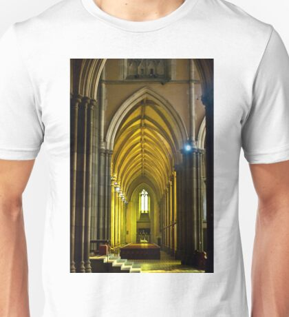 0702 Yellow Arches T-Shirt
