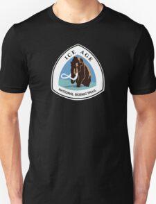 Ice Age Trail Sign, USA Unisex T-Shirt