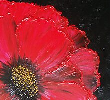 Red Poppy by rokinronda