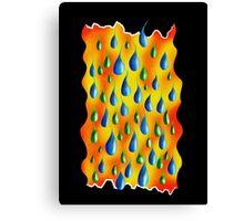 Abstract digital art - Greoforio V3 Canvas Print