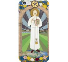 Icon of Pope Saint John Paul II iPhone Case/Skin
