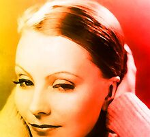 GARBO by Terry Collett