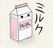 Kawaii Milk Carton ( Pink ) Hoodie