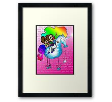 Allways Framed Print