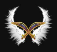 Pit ~ Wings & Palutena Bow Kids Tee
