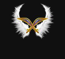 Pit ~ Wings & Palutena Bow Unisex T-Shirt