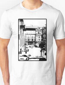 Newcastle Street Scene T-Shirt