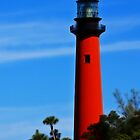Jupiter Lighthouse by D R Moore