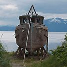 Dry Dock! Hoonah Alaska by creativegenious