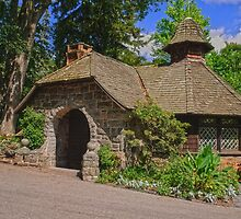 Fairytale Cottage by Sally Kady