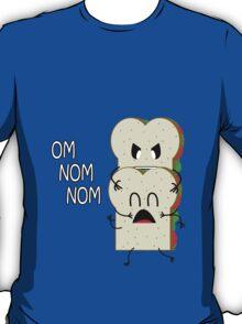 om nom nom sandwich T-Shirt