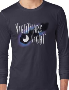 Nightmare Night Long Sleeve T-Shirt