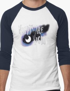 Nightmare Night Men's Baseball ¾ T-Shirt