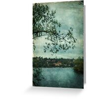 Overcast Greeting Card