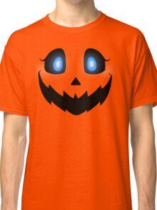 Pumpkin Face Classic T-Shirt