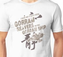 Gorram It! Unisex T-Shirt