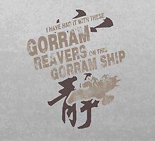 Gorram It! by Bendragon