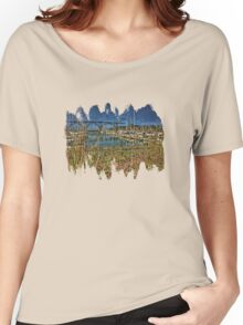 View From South Beach Women's Relaxed Fit T-Shirt