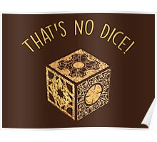 That's No Dice! Poster