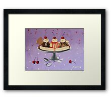 Made for you and me [Artist Diana Marshall] Framed Print