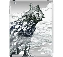 The Strange High House In The Mist iPad Case/Skin