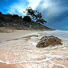 Adder Rock -North Stradbroke Island Qld Australia by Beth  Wode