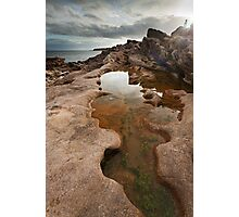 Tarbut Ness Rockpool Photographic Print