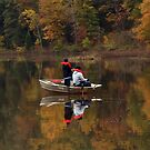 Out for Bass at C.M. Crockett Park, VA by Bine