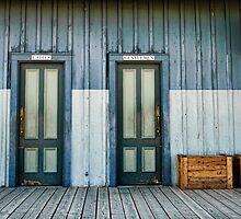 Bathroom Doors by Diego  Re