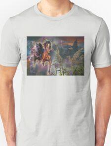 Two horses  T-Shirt
