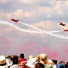Red Arrows Display 03 by MavStar