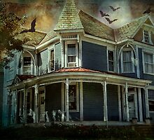 Batty Bates Motel by vigor