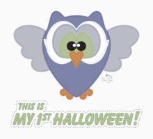 My 1st Halloween Sweet Owl Kids Clothes