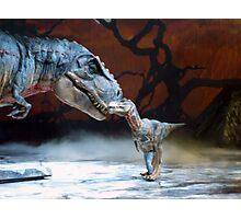 T-Rex Photographic Print