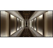 A hallway to... Photographic Print