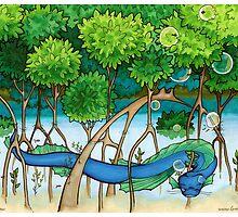 Mangrove Nap by Eliza Gebow