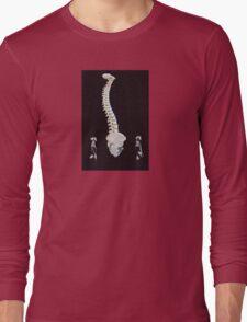 Spine Walk Long Sleeve T-Shirt